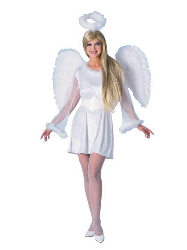 Как своими руками сделать костюм ангела 60
