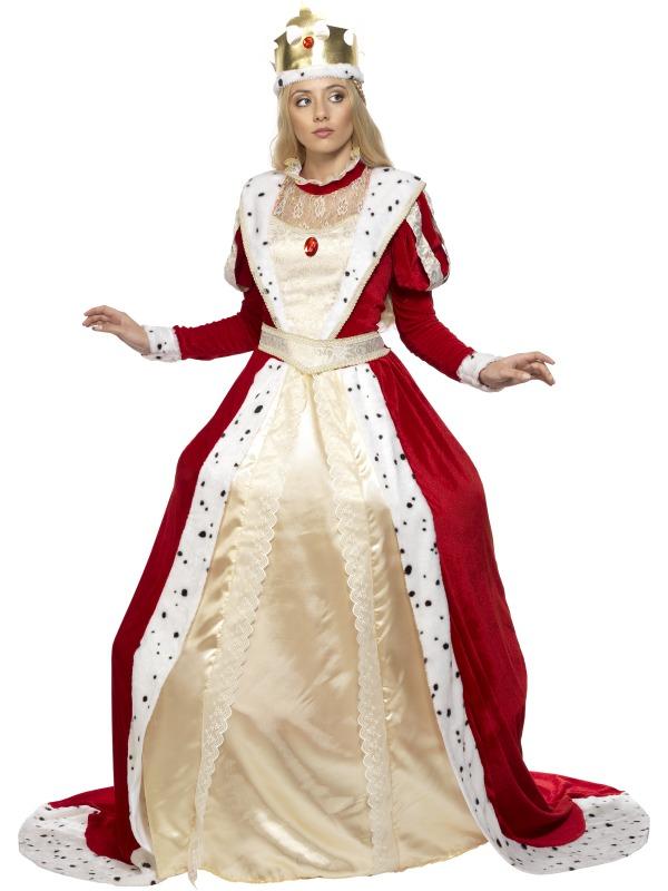 Платье для королевы для девочки своими руками 64