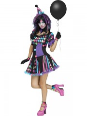 Twisted Circus Adult Costume